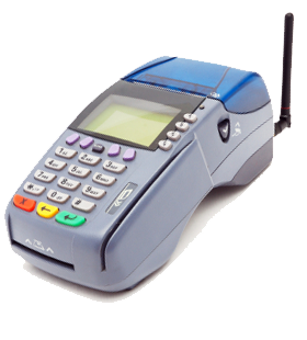 wireless merchant account terminals